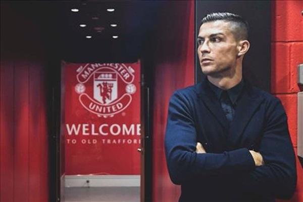 Ronaldo sẽ trở lại đối đầu Man Utd trong màu áo Juventus.
