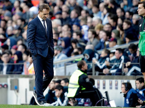 Điểm tin bóng đá 29-10: HLV Lopetegui đã tạm biệt học trò ở Real