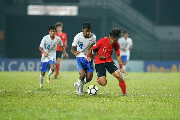 U19 Hàn Quốc đang rất muốn chiến thắng