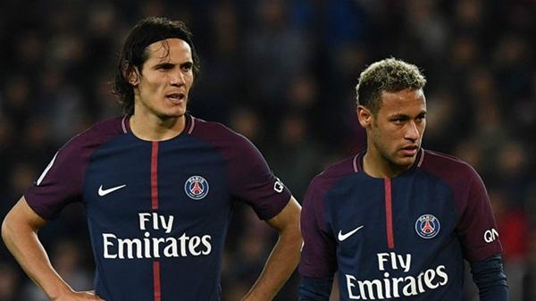 Câu chuyện PSG: Neymar - Mbappe kết băng đảng, Cavani ra rìa