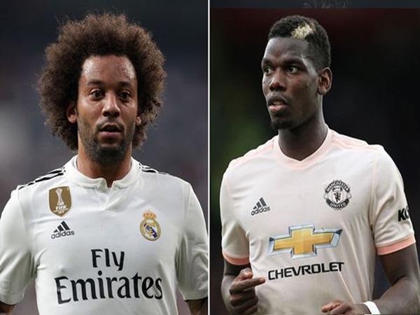 Theo tờ Tuttosport, Juventus vẫn sẽ tiếp tục theo đuổi Paul Pogba và Marcelo trong tương lai.
