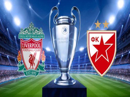 Dự đoán bóng đá Liverpool vs Crvena Zvezda, 02h00 ngày 25/10: Chiến thắng tưng bừng
