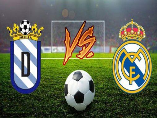 Dự đoán bóng đá Melilla vs Real Madrid, 1h30 ngày 01/11: Trút giận