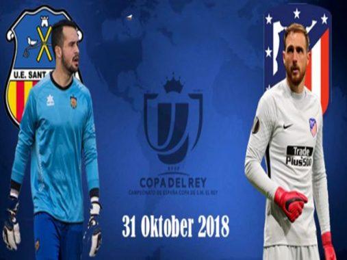 Dự đoán bóng đá Sant Andreu vs Atletico Madrid, 03h30 ngày 31/10: Không có bất ngờ