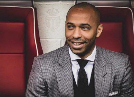 Tin bóng đá 13/10: Henry trở thành tân HLV trưởng Monaco