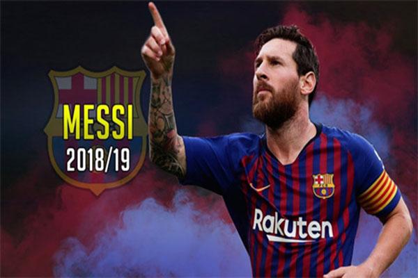 tin bóng đá 18/10: Messi