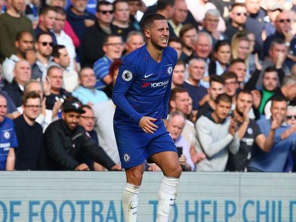 Tin bóng đá 22-10: Hazard chấn thương Chelsea lo sốt vó