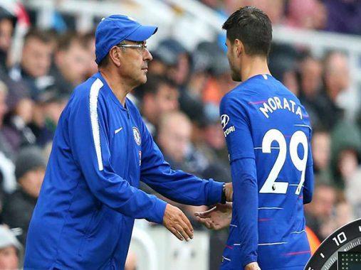 Tin chuyển nhượng 19/10: Chelsea bán ngay Morata kẻo lỗ