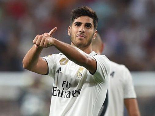 Tin chuyển nhượng 22-10: Real Madrid hét giá Asensio