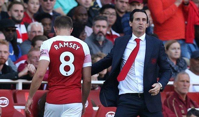 Tin chuyển nhượng 5/10: Arsenal có phương án Ramsey, Mu sa thải Mourinho