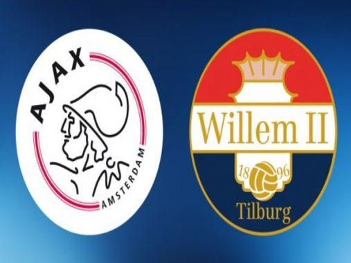 Dự đoán bóng đá Ajax vs Willem II, 02h45 ngày 04/11: Vị thế kẻ mạnh