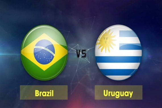 Dự đoán bóng đá Brazil vs Uruguay, 03h00 ngày 17/11: Đại chiến Nam Mỹ