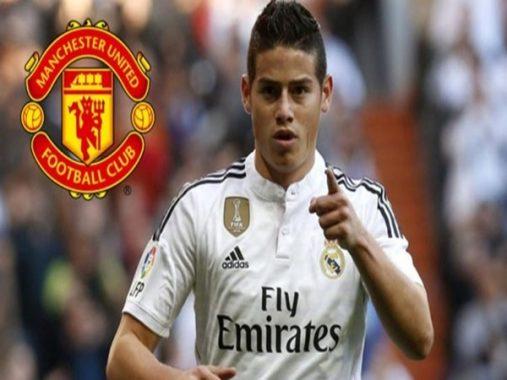 Sanchez rời Man Utd, người thay thế là James Rodriguez
