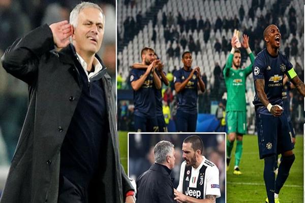 Tin bóng đá 8-11: Juventus ngậm ngùi bị Man Utd bật kèo