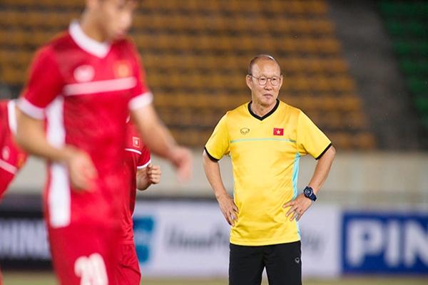 Thách thức với ông Park Hang Seo cùng các học trò chỉ thực sự đến từ vòng bán kết.