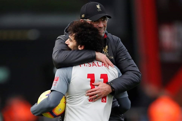 Salah lập hat trick muôn vàn lời khen
