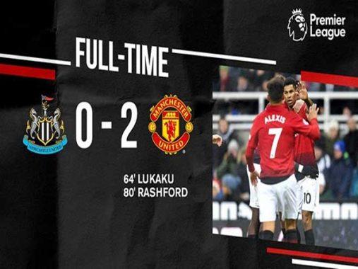 Tin bóng đá sáng 3/1: Man Utd có trận thắng thứ 4