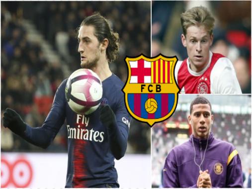 Tin chuyển nhượng 7-1: Barca hoàn tất 3 hợp đồng trong 24h