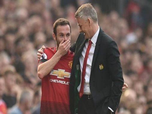 Mata nói về đội Manchester United