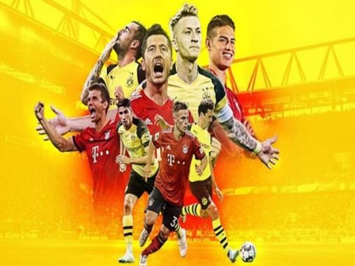 Bóng đá Châu Âu cuối tuần: Siêu kinh điển nước Đức