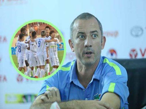 Tin bóng đá Việt Nam 2/4: Thầy Gôm muốn dẫn dắt HAGL