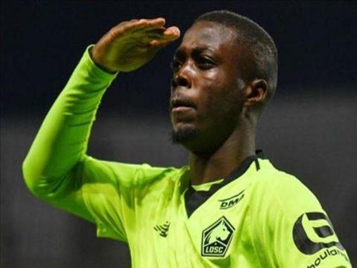 Tin chuyển nhượng 15-4: Nicolas Pepe sẽ rời Lille