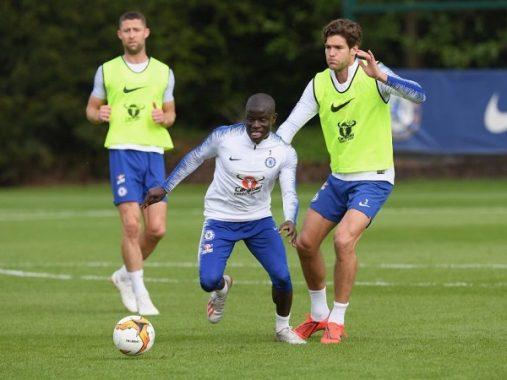 Chelsea đón tin vui về lực lượng trước thềm đại chiến Arsenal