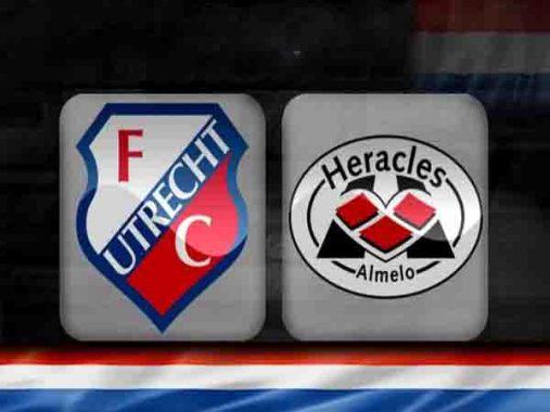 Nhận định Utrecht vs Heracles, 23h30 ngày 21/5