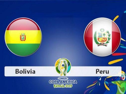 Nhận định Bolivia vs Peru, 4h30 ngày 19/06