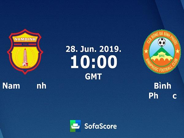 Soi kèo Nam Định vs Bình Phước, 17h00 ngày 28/06