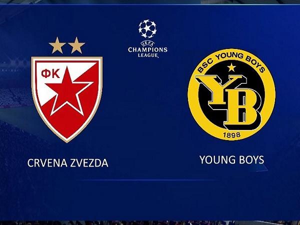 Dự đoán Crvena Zvezda vs Young Boys 2h00, 28/08 (Champions League)