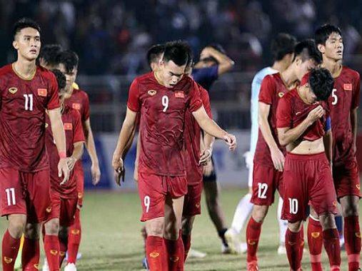 Việt Nam thất bại trước Campuchia – Khó mà nuốt trôi
