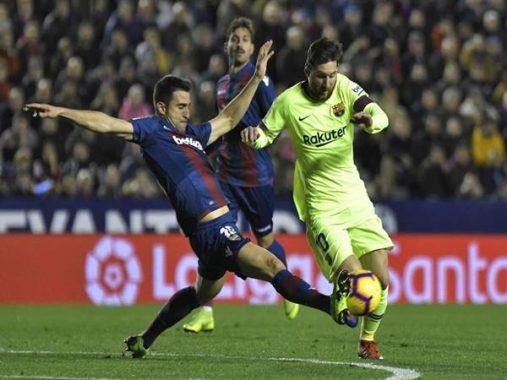 Dự đoán bóng đá Levante vs Barcelona (22h00 ngày 2/11)