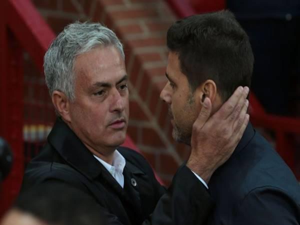 Mourinho đã vượt Klopp, áp sát Pep Guardiola