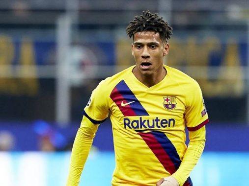 MU tham gia cuộc đua giành chữ ký hậu vệ của Barca