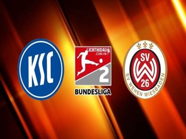 Dự đoán Karlsruher vs Wehen, 00h30 ngày 21/12