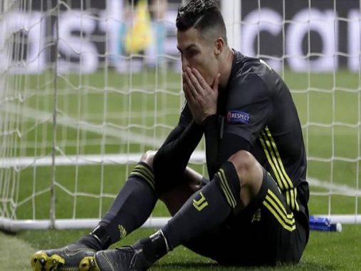Cristiano Ronaldo bất ngờ muốn rời Juventus vào mùa hè