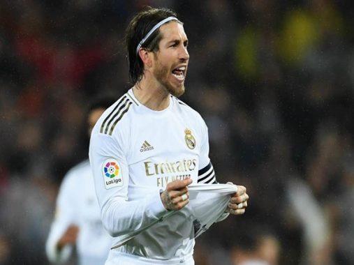 Thượng tầng Real Madrid muốn tìm trung vệ mới cho tương lai