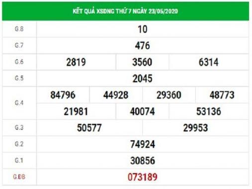 Dự đoán XSDNG ngày 27/5/2020, dự đoán xổ số Đà Nẵng hôm nay