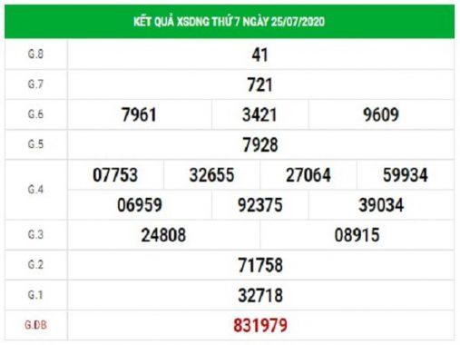 Dự đoán kqxs xổ số Đà Nẵng 29/7/2020, dự đoán XSDNG hôm nay