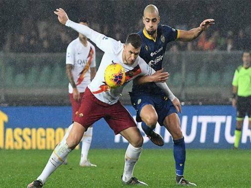Dự đoán tỷ lệ AS Roma vs Hellas Verona (2h45 ngày 16/7)
