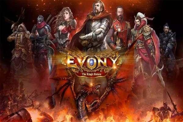 Hướng dẫn chơi game Evony