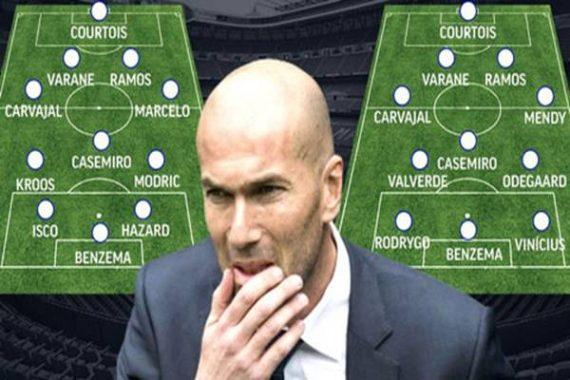 Tin bóng đá ngày 12/9: Zidane đau đầu trước mùa giải mới