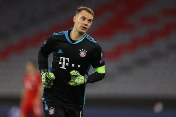 Bóng đá QT 23/10: Neuer cán mốc 200 trận sạch lưới với Bayern