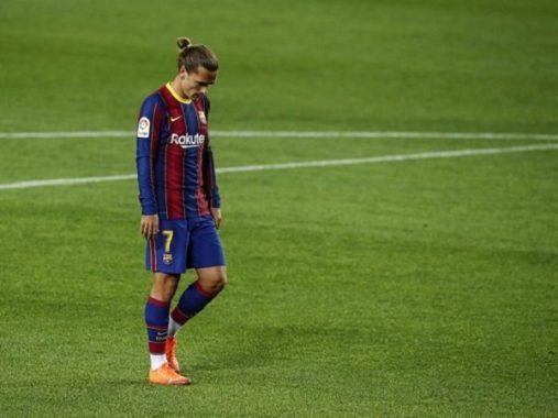 Chuyển nhượng sáng 28/10: PSG đột kích ký Griezmann để giữ chân Mbappe