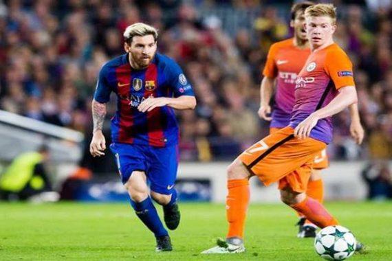 Chuyển nhượng bóng đá 12/10: De Bruyne chào đón Messi