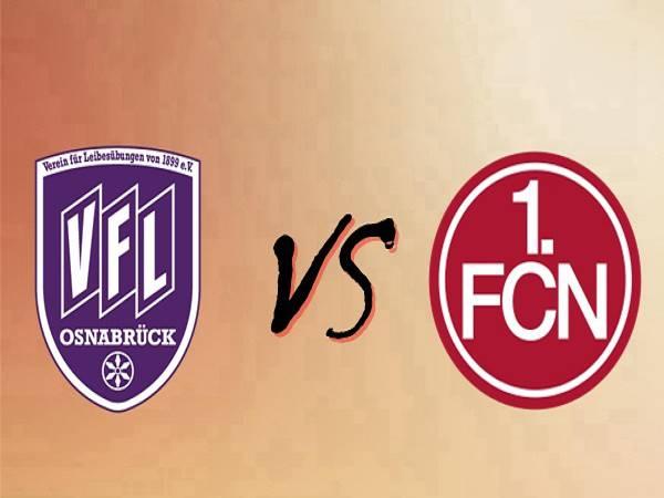 Dự đoán Osnabruck vs Nurnberg, 02h30 ngày 24/11/2020