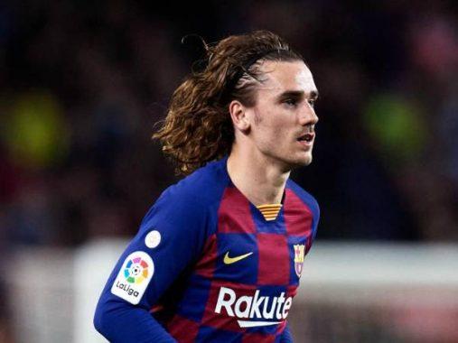 Tin bóng đá Barca 25/11: Griezmann kêu gọi sự kiên nhẫn từ CĐV