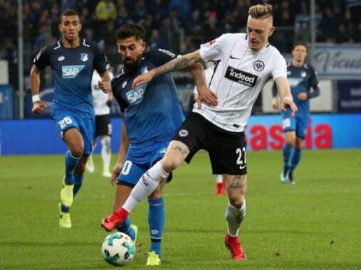 Dự đoán Eintracht Frankfurt vs Hoffenheim, 21h30 ngày 7/2