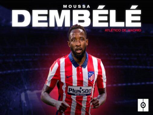 Tiểu sử Moussa Dembele – Tiền đạo của đội bóng Atletico Madrid